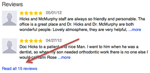 review us hicks mcmurphy orthodontics mobile saraland al